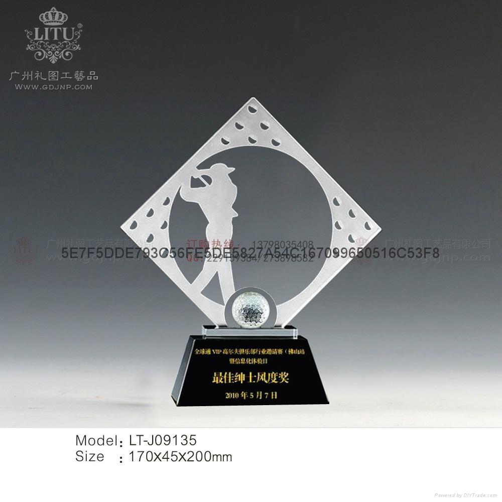 高爾夫球獎杯 5