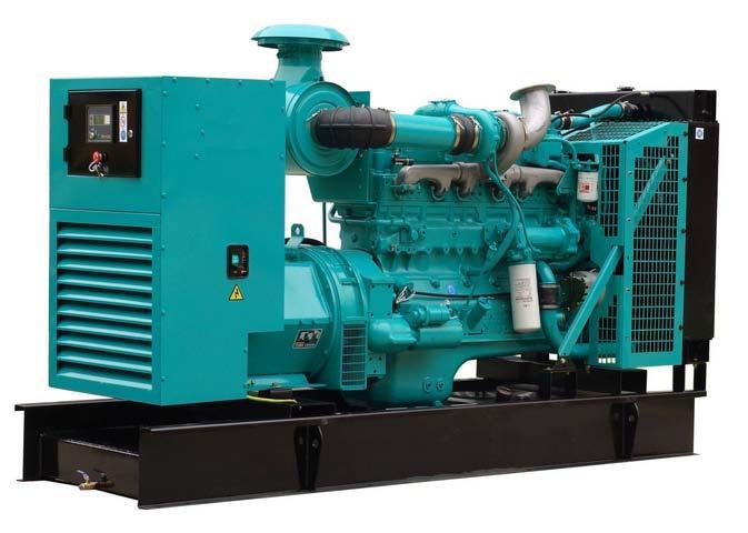 上柴潍纺柴油发电机  1