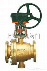 QY347F氧气球阀