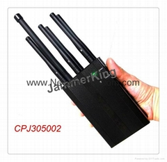 Powerful  GSM CDMA 3G/4G cellPhone WiFi ,Lojack,GPS Signal Jammer