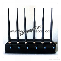 Cheap Android Mobile Phone Jammer - GSM CDMA DCS PCS 3G Cell Phone Jammer