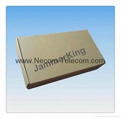 6 Antenna Lojack,433,315,GPS,Cellular Jammer System
