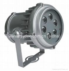 LED Projector Light 6X3W CREE