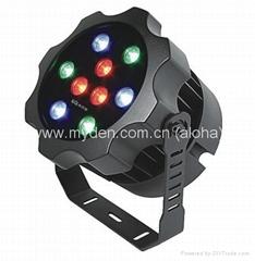 LED Projector Light 9x3W CREE