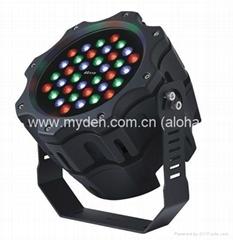 LED Projector Light 36X3W Cree