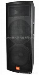 精格JGEPA双15寸会议专业音箱MS-2150