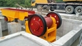 4 1/4 FT portable crusher plant