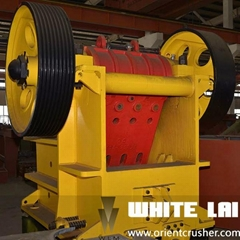 shanbao jaw crusher