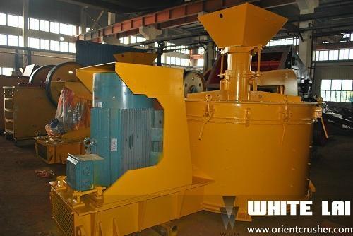 MINYU MIV vertical shaft impactor crusher 1