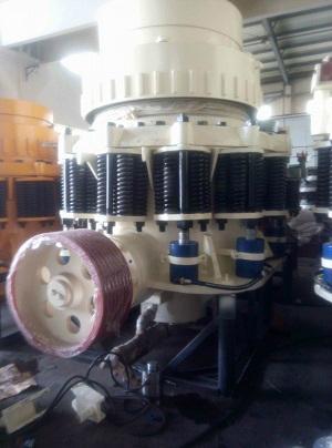 Minyu limestone crusher with simens motor 280TPH