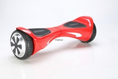 8 inch two wheel balance board with bluetooth speaker