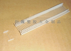 標準挂牌膠針(長方形小葉片)
