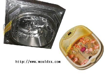 足浴盆塑料模具 2