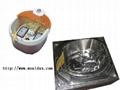 塑料足浴器模具 3