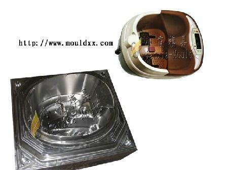 注塑洗洗腳盆模具 4