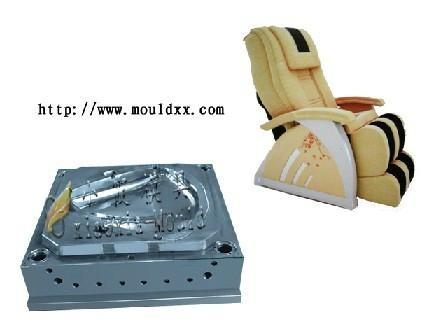 按摩椅配件模具 2