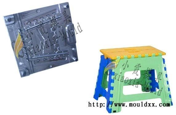 凳子塑料模具 4