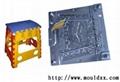 加工塑膠凳子模具 1