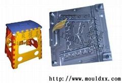 加工塑胶凳子模具