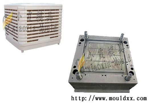 冷風機塑料模具 5