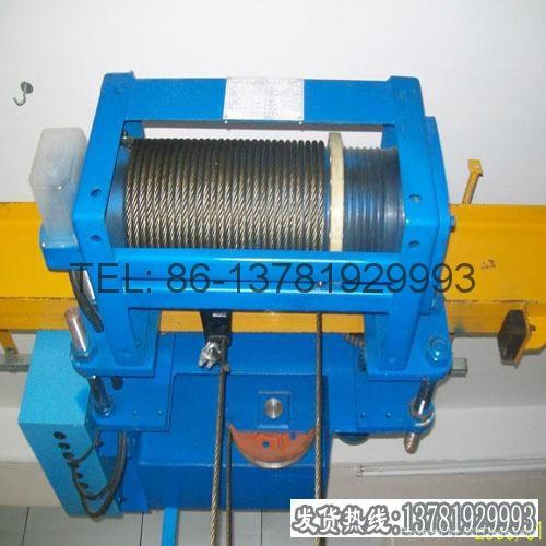 model cd1 electric hoists 3