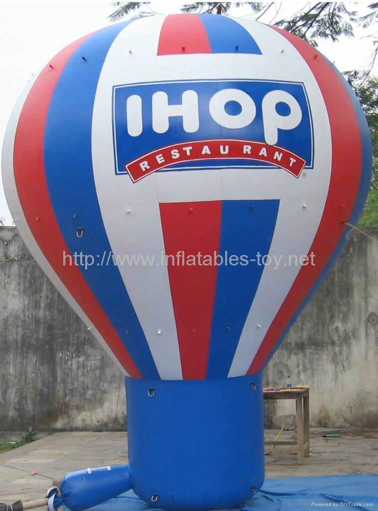 Inflatable Ground Balloon, Advertising Balloon, Inflatable Balloon 1