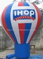 Inflatable Ground Balloon, Advertising