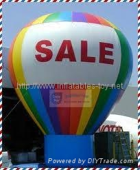 Inflatable Ground Balloon, Advertising Balloon, Inflatable Balloon 2