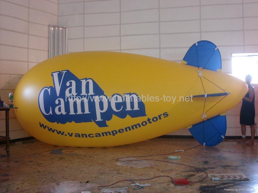Inflatable Entertainment Events Helium Blimp, Inflatable Blimps for Celebration 2