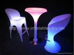 LED bar chair,LED Furniture,LED Lighting Furniture