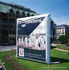 Outdoor Advertising Infl