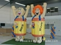 inflatable  Cartoon, Inflatable  Characters 8