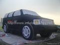 Inflatable Car Advertising Replica, Car Shape Model 7