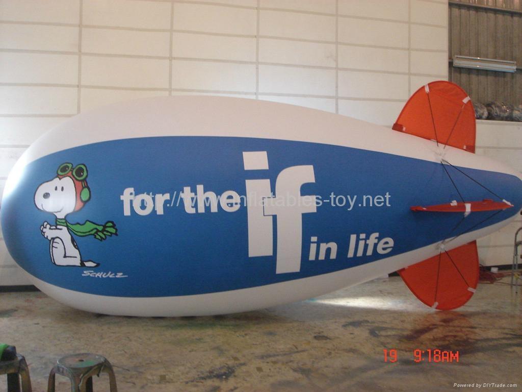 Outdoor Exhibition Trade Show Spheres Inflatable Balloon 7