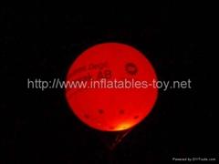 Customized Inflatable Balloon,Lighting Balloon,Adversting Inflabale Balloon
