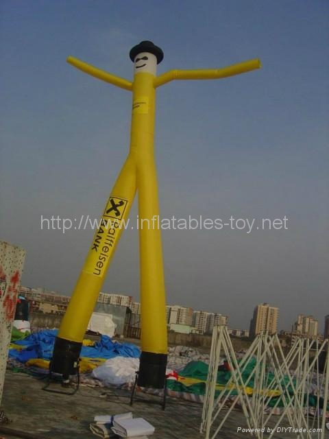 Customized Inflatable Air Dancer,Blowing Up Sky Dancer for Advertising