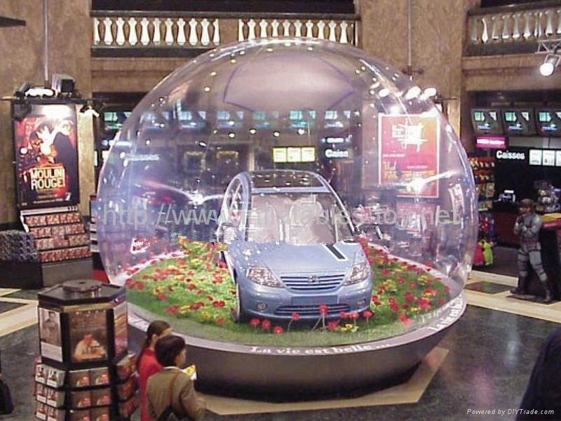 Clear Inflatable Dome for Live Show