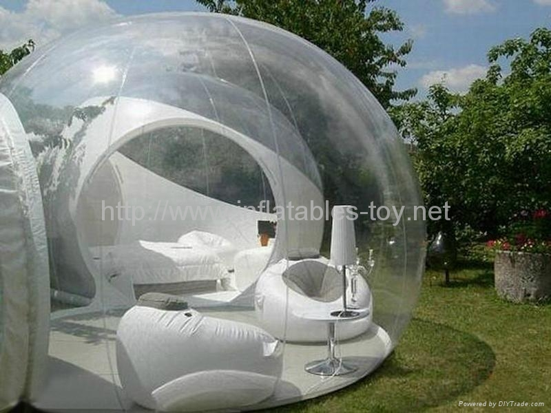 affordable inflatable bubble tree dome tent for business or wedding event