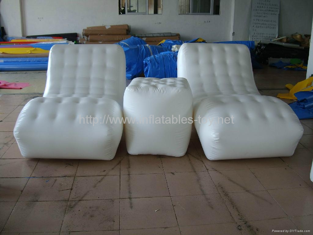 inflatable sofa for outdoro leisure