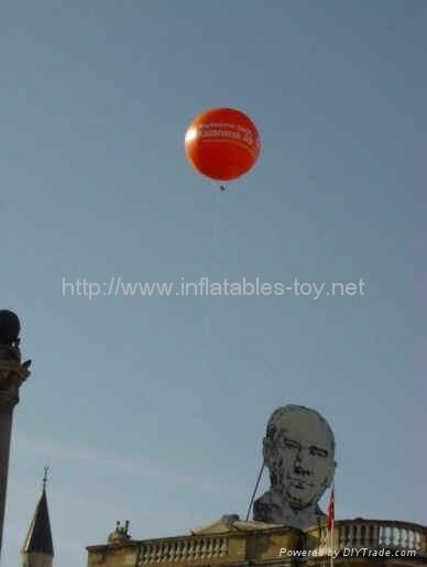 Inflatable Helium Balloon