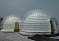 Transparent Double Layer Inflatable Dome