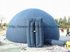 Standard Air Lock Door Portable Planetarium Inflatable Dome,Inflatable Tent