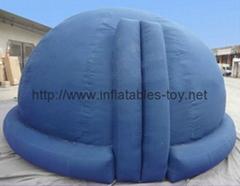 Mini Mobile Plantarium Dome Portable,Inflatable Plantrrium Dome
