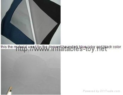 Inflatable Plantrrium Dome