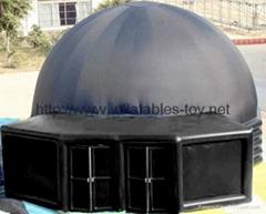 Double Door Portable Planetarium Dome,Projection Dome Tent