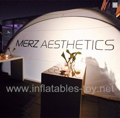 Pneumatic Tent