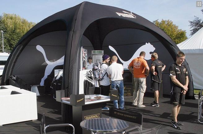 ,Advertising Tent