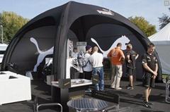 Inflatable X-gloo Tent,