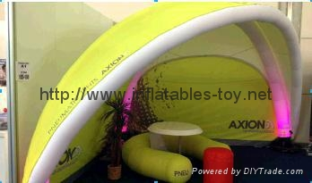 trade show x-gloo tents