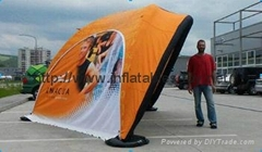 Inflatable Display Tents, Inflatable X-gloo Tent, Trade Show Tent